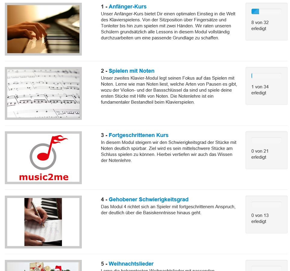 music2me-module