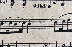 Klavier Pedale - ein Überblick