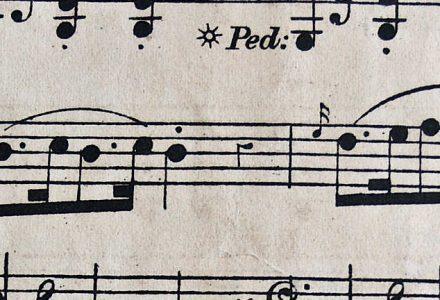 Klavier Pedale – ein Überblick