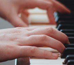 Fingersätze am Klavier